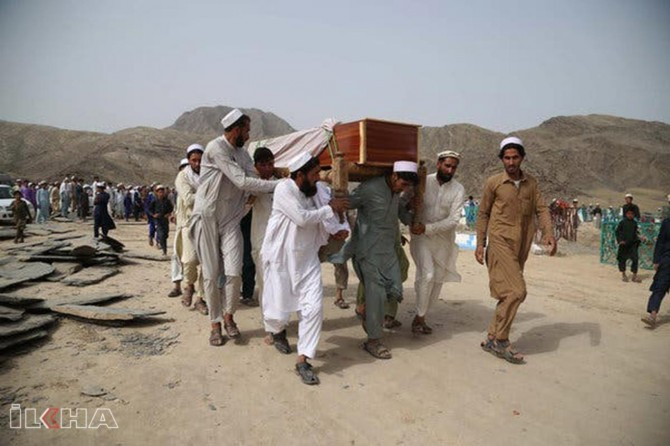 Nearly 4,000 civilians killed or wounded in Afghanistan: UN