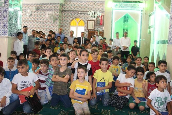 Kur'an-ı Kerim derslerimiz devam edecek