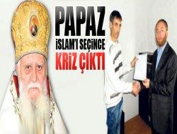 20 yıllık papaz Müslüman oldu
