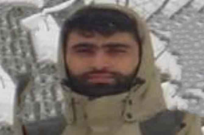 Eruh'ta gri kategoride aranan PKK'li Rıdvan Tarhan öldürüldü