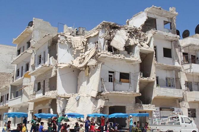 Ateşkesin başlamasıyla birlikte İdlib'de sükûnet hâkim