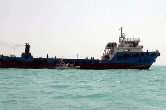 İran el konulan geminin Irak'a ait olduğunu açıkladı