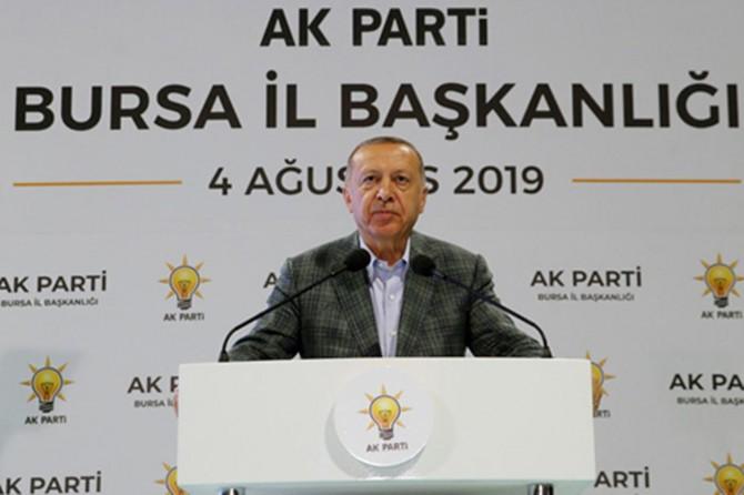 Erdoğan: Cumhur İttifakı olarak yeni reformlara imza atacağız