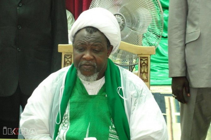 Sheikh Zakzaki and his wife released