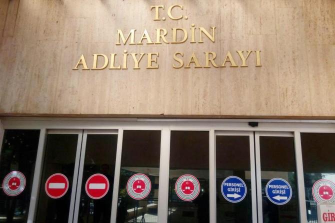 HDP Mardin İl Başkanı Eylem Amak serbest bırakıldı