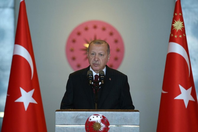 Erdoğan's Syria message: We will move the process we have started to a different stage