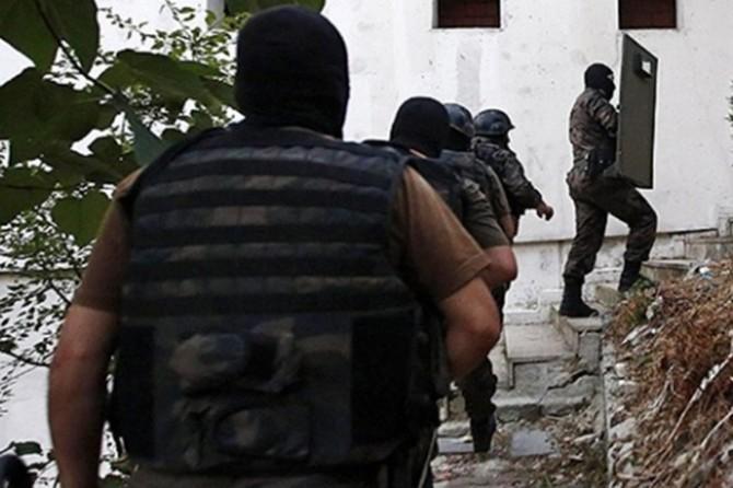 Bitlis'te 4 PKK'li gözaltına alındı