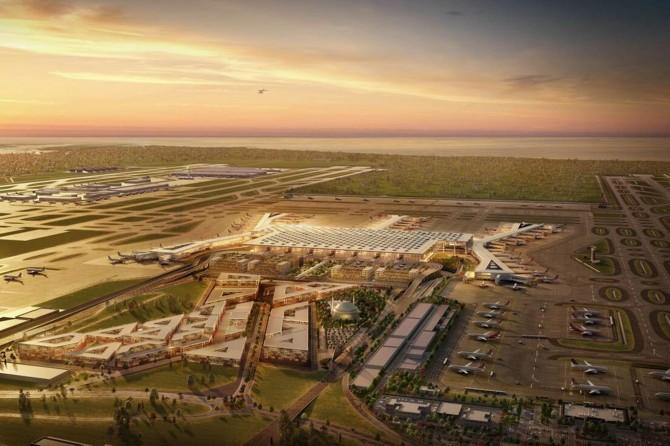 Bakanlıktan İstanbul Havalimanı denetlenecek iddialarına yanıt