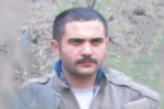 Gri kategoride aranan PKK'li Miktad Örde öldürüldü