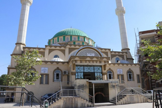 Gaziantep'te Caminin elektriğinin kesilmesine tepki