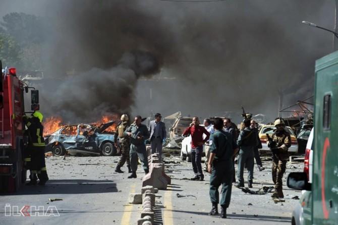 Bomb attack in Kabul: 95 injured