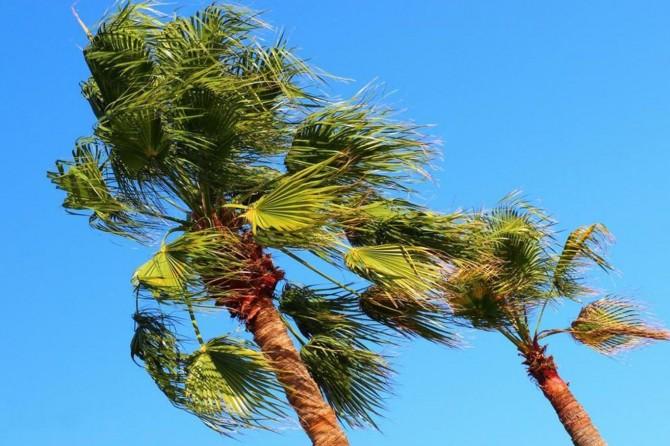 Meteorolojiden kuvvetli rüzgâr uyarısı
