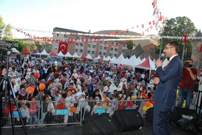 Büyük Bitlis buluşmaları kentin tanıtımına ve ekonomisine katkı sundu