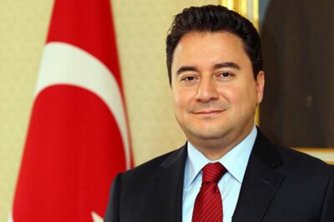 Ali Babacan: Çalışmaları sürdürüyoruz