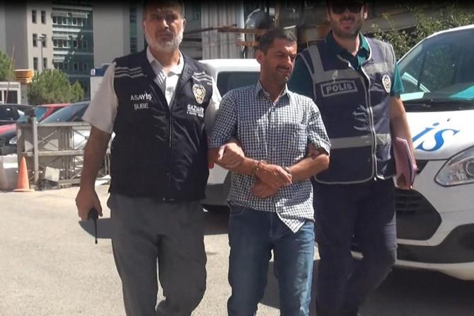 Gaziantep'te doktoru bıçakla yaralayan şüpheli yakalandı