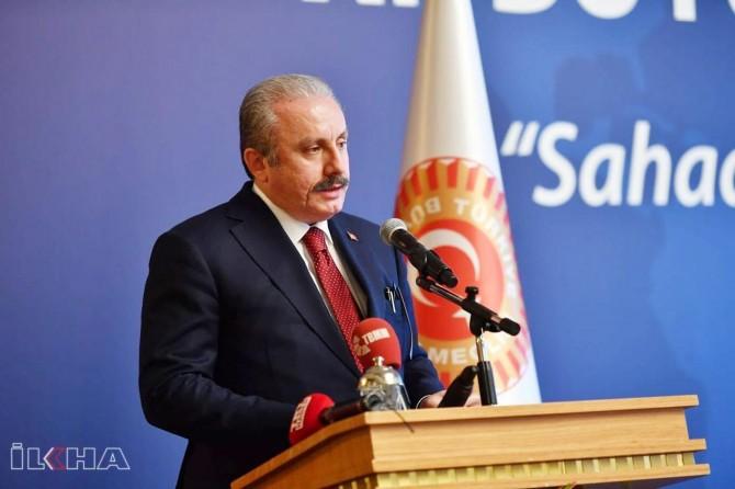 Turkey's parliament speaker conveys condolence message for Mehmet Yavuz