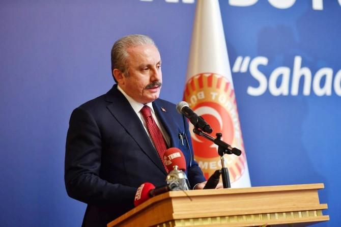 Serokê Meclîsê ji bo Mehmet Yavuz peyama tazîyê weşand