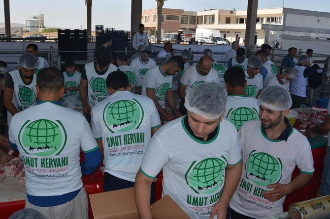 Diyarbakır Hope Caravan ready for Eid al-Adha