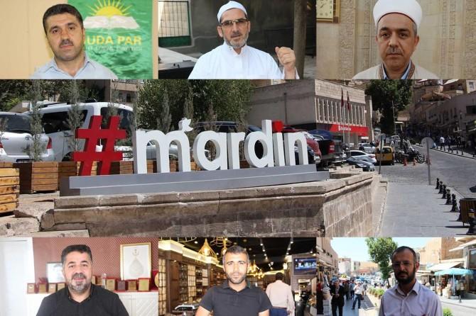 Mardinlilerden 3 dilde Kurban Bayramı mesajı