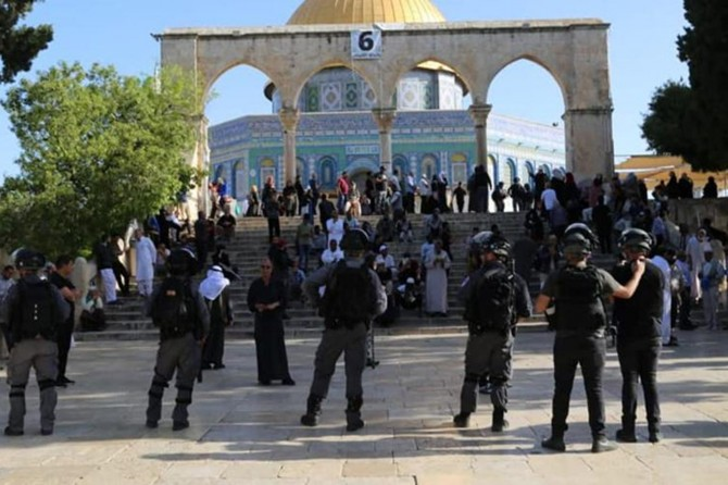 Hamas warns storming Masjid Al-Aqsa to lead explosion
