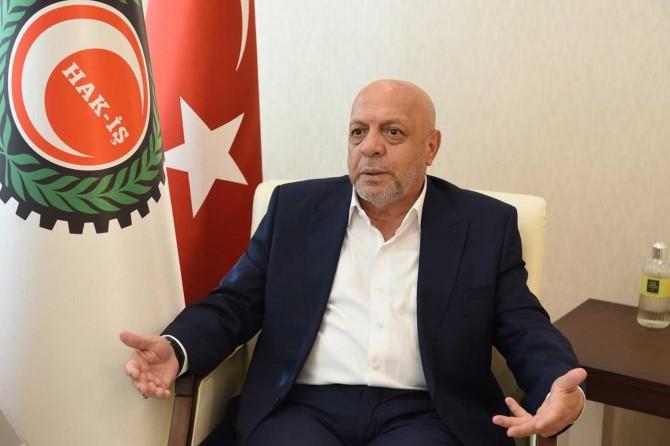 HAK-İŞ: Bayramdan sonra açlık grevine başlıyoruz