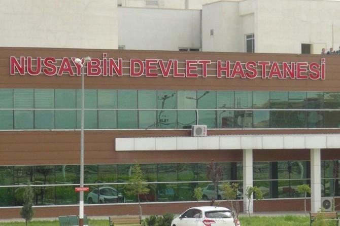 Nusaybin'de acil servis doktoru darp edildi