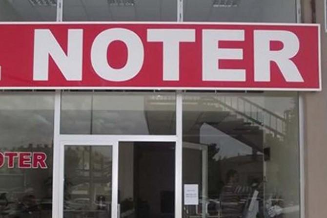 Noterler dijital sistemle birbirine bağlanıyor