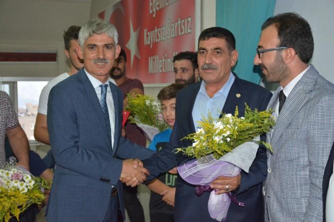 Şırnak'ta istifa eden AK Parti ilçe başkanlarının yerine yeni atamalar