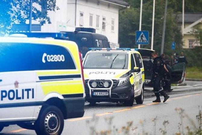 Norveç'te cami saldırısı: Bir yaralı