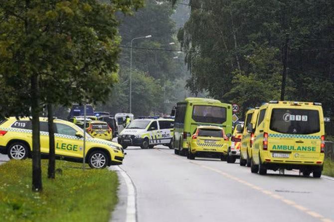 Norveç'te camiye yönelik terör saldırısına soruşturma