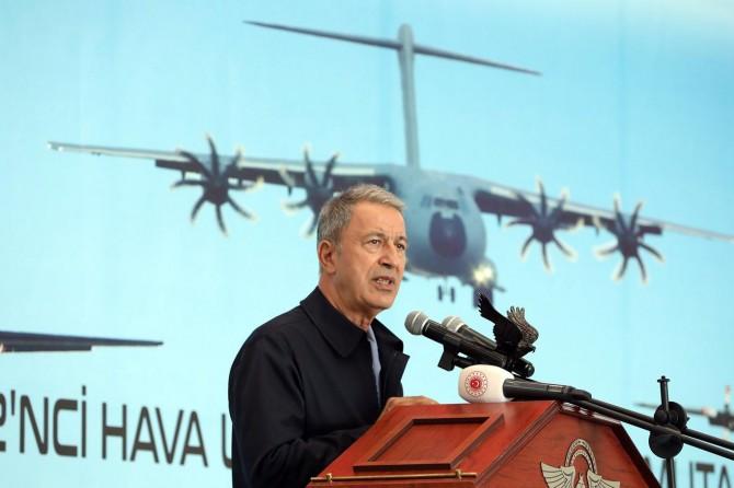 Milli Savunma Bakanlığından Müşterek Harekât Merkezi açıklaması