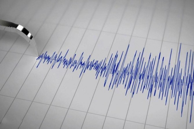 Hazro'da 4.2 şiddetinde deprem