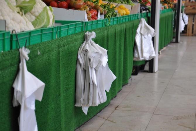 Almanya plastik poşetleri tamamen yasaklamayı hedefliyor