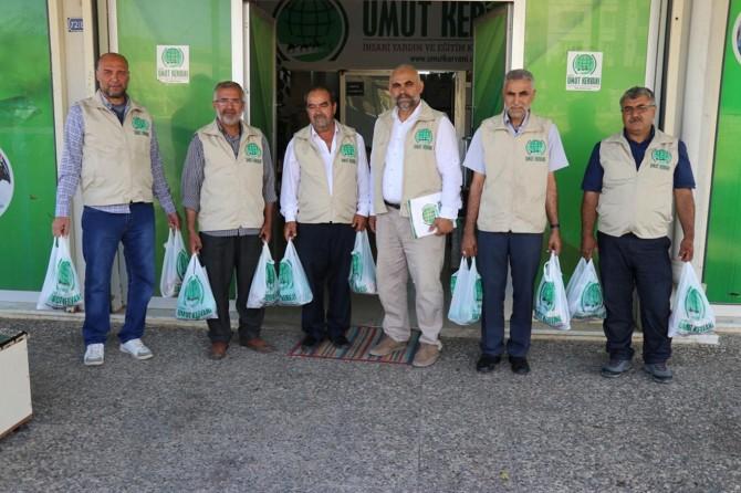 Gaziantep Umut Kervanı binlerce aileye kurban eti dağıttı