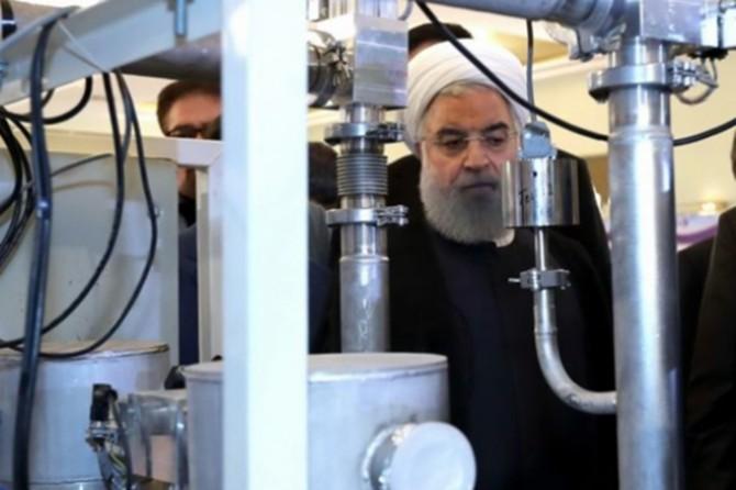 İran'ın uranyum stoku 370 kilograma yükseldi