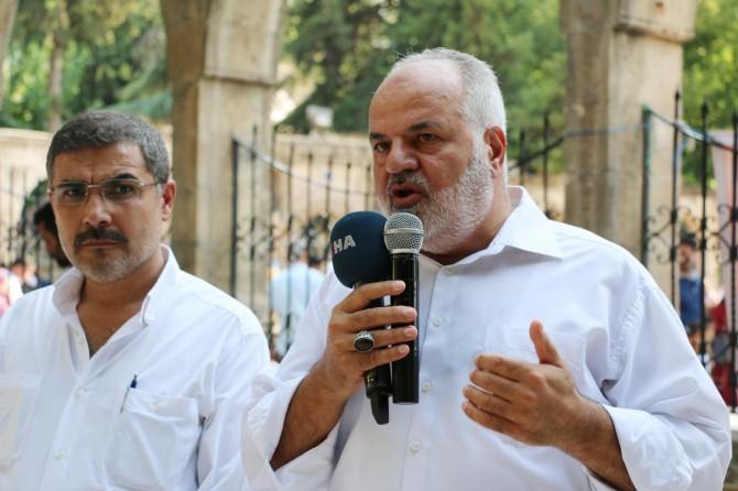 Bayram namazlarımızı Kudüs'te kılacağımız günler yakındır