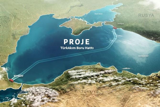 Rusya'dan ilk gazın yıl sonunda Türkiye'ye gönderilmesi hedefleniyor