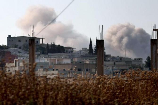 Di pevçûnên ku li bakurê Sûrîyê pêk hatin de herî kêm 60 kes mirin