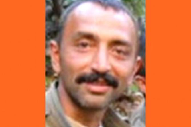 Turuncu kategoride aranan PKK'li Ahmet Boyraz öldürüldü