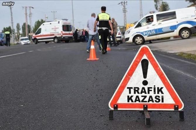 Orhangazi'de 4 aracın karıştığı zincirleme kazada 18 kişi yaralandı