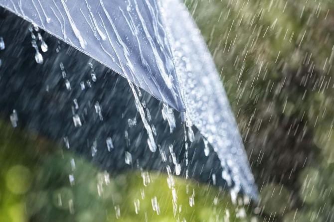 Kuvvetli yağış uyarısına dikkat!