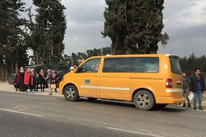 Siyonistler onlarca Filistinli işçiyi alıkoydu