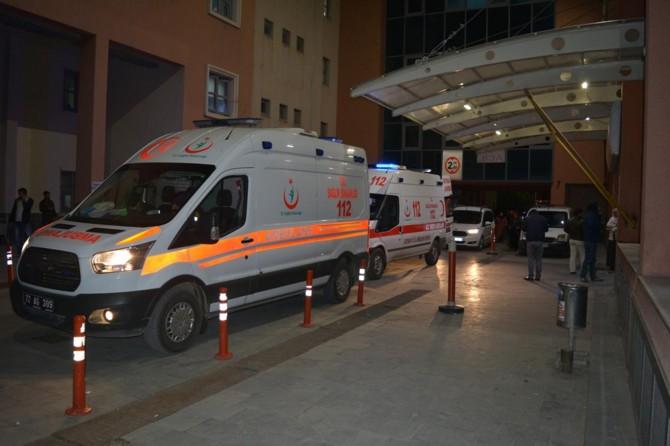 Batman-Beşiri Karayolunda trafik kazası: 1 ölü, 1 yaralı