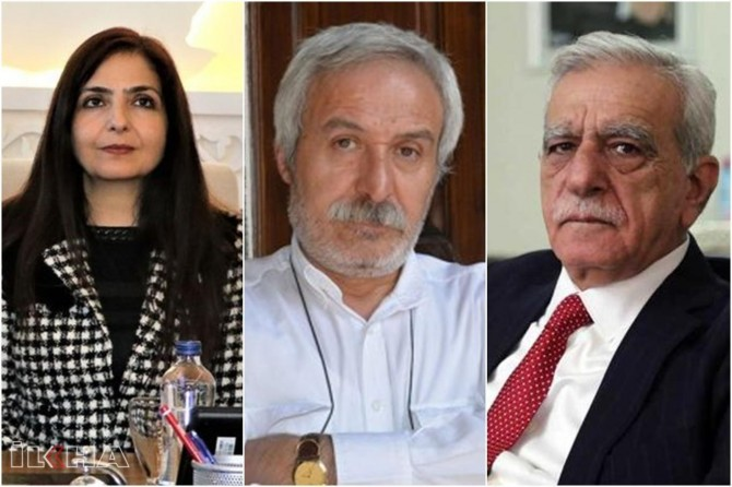 Three HDP mayors replaced with state-appointed officials