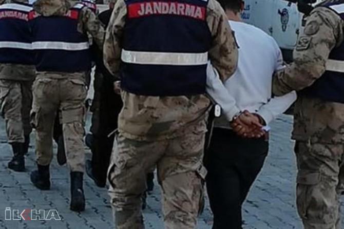 Mardin'de PKK operasyonu: 8 gözaltı