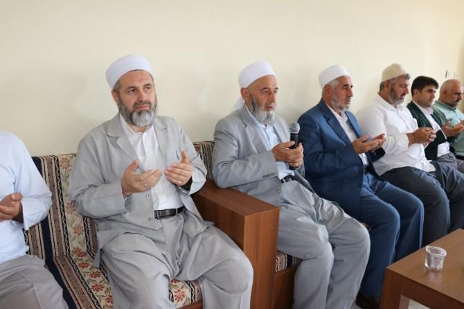 İTTİHADUL ULEMA Mehmet Görmez'in dayısının taziyesine katıldı