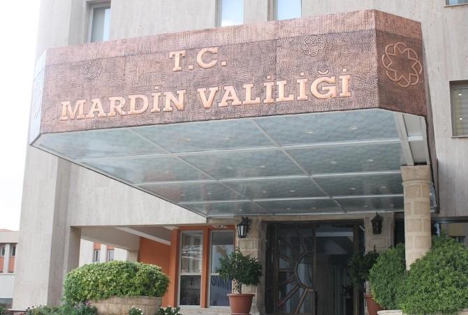 Mardin'de eylem ve etkinlikler yasaklandı