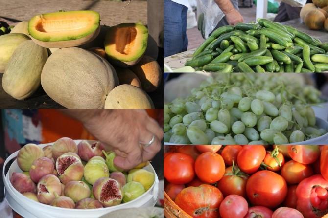 Midyat'ın yaz mevsimi lezzetlerine yoğun ilgi