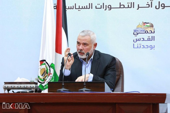 We will never give up Palestinian prisoners: Haniyeh