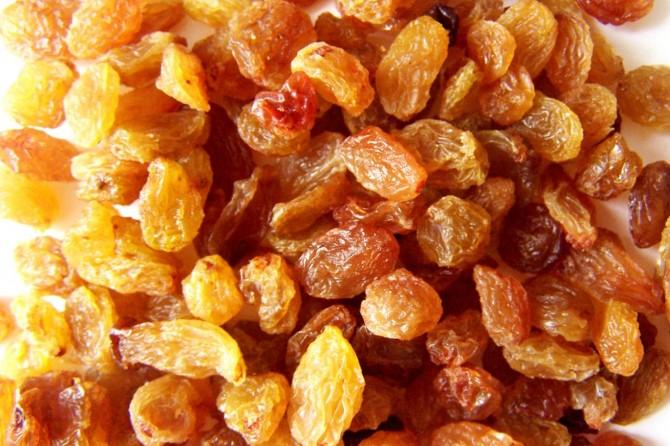 Çekirdeksiz kuru üzüm 99 ülkeye ihraç edildi